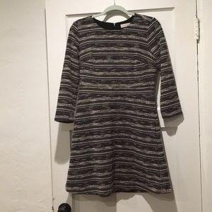 Ann Taylor Loft Tweed Dress